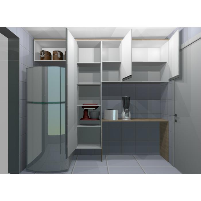 Início Cozinha Cozinha Planejada Pequena