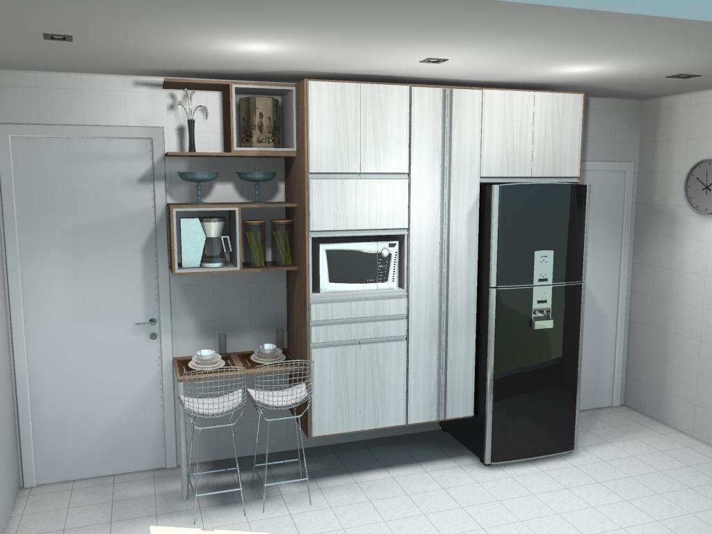 #5B4F40 Projeto para escritório 1024x768 px Projetos De Cozinha Mdf #365 imagens