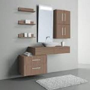 Lindo banheiro moderno