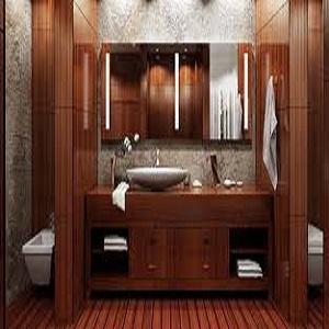 lindo banheiro luxuoso