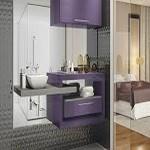 banheiro moderno e despojado