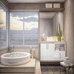 banheiro lindo e sofisticado