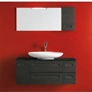 banheiros bancadas simples