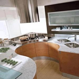 Modelos de cozinhas modernas -Comodità by Portela