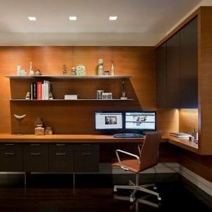 Projeto em MDF para escritório
