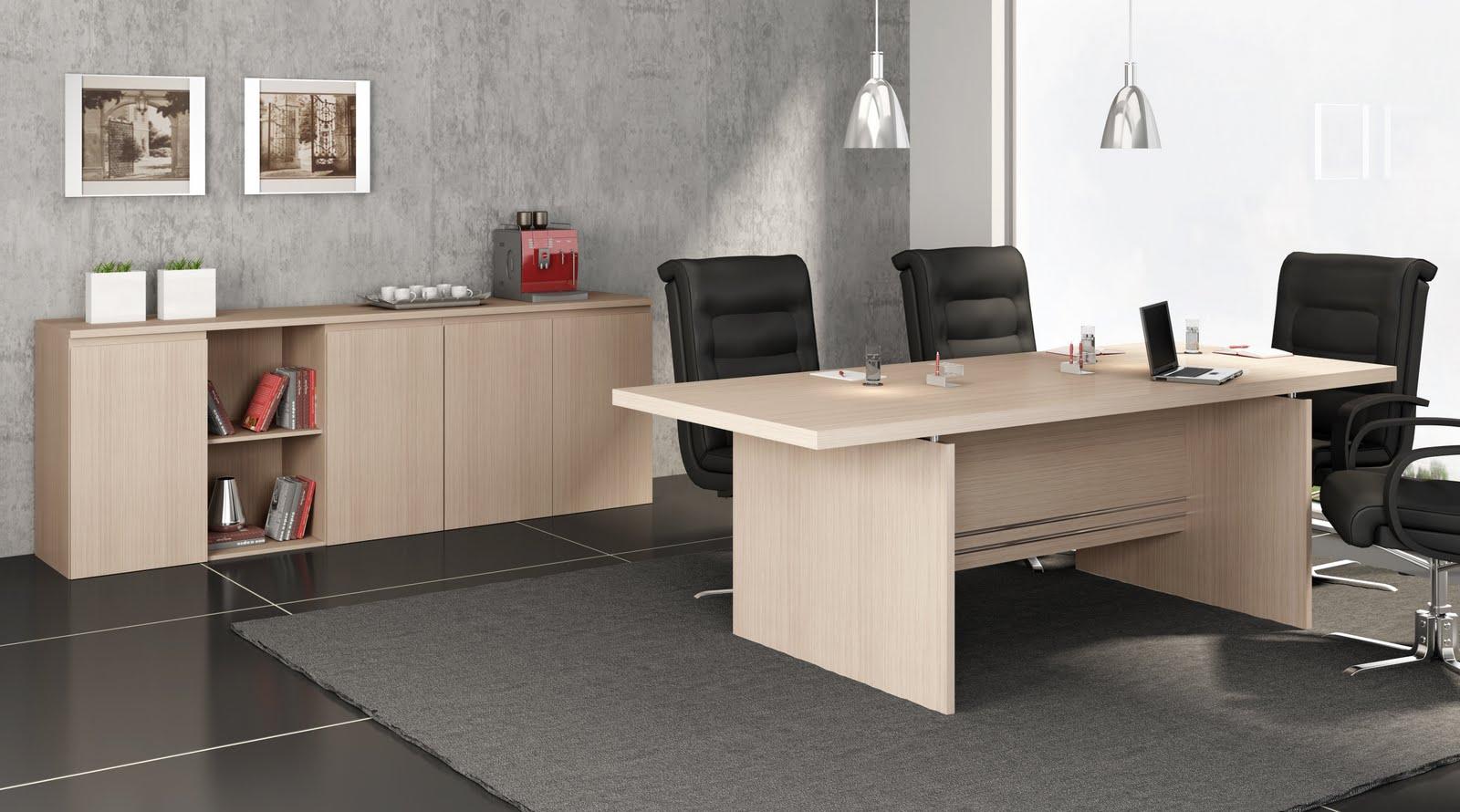 Móveis para escritório projetado Comodità Modulados #943E37 1600x890