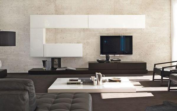 Lindos modelos de m veis para decora o sala de estar for Modelos de salas de estar para casas